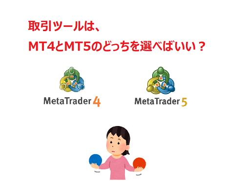 MT4とMT5、どっちを選べばいい?【2020年最新】