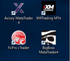 FX会社専用MT4