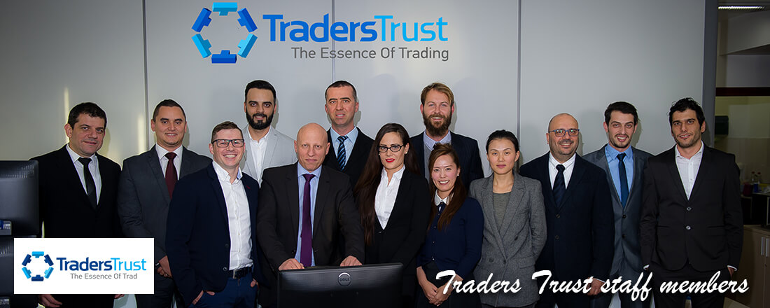 Traders Trust 会社訪問記
